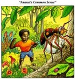 Anansi The Spider DVD Animation - Product Image