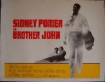 Brother John DVD Movie Starring Sidney Poitier - Product Image