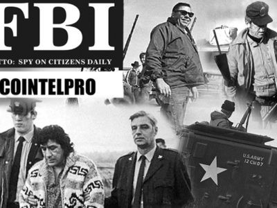 CointelPro & The Black Panther Party DVD - Product Image