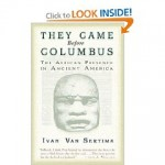 Dr. Ivan Van Sertima: They Came Before Columbus Book - Product Image