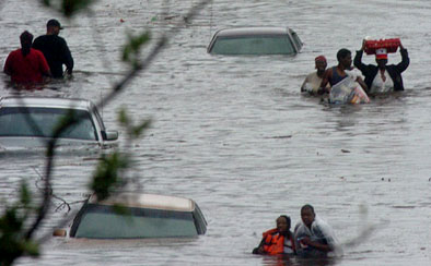Hurricane Katrina: The Real Story From The People DVD - Product Image
