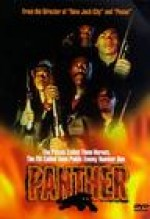 Panther DVD Movie Featuring Kadeem Hardison and Mario Van Peebles - Product Image