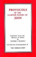 Protocols of The Learned Elders of Zion (Book) - Product Image