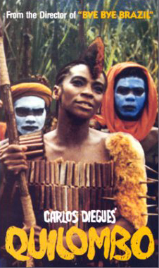 Quilombo DVD - Product Image