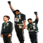The Power Fists of the '68 Olympics - Product Image