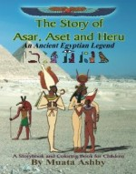 The Story of Asar Aset and Heru - An Ancient Egyptian Legend - Product Image