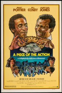 A Piece of the Action DVD - Product Image