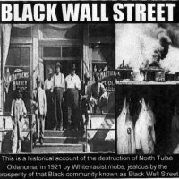 Black Wall Street Tulsa, Oklahoma DVD - Product Image