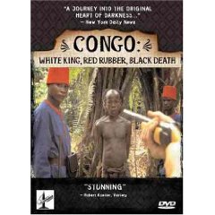 Congo: White King, Red Rubber, Black Death Dvd - Product Image