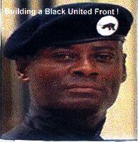 Dr. Khallid Abdul Muhammad: No More Negro Stuff! DVD - Product Image