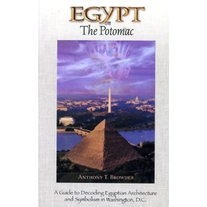 Egypt on The Potomac By: Anthony Browder (Book) - Product Image