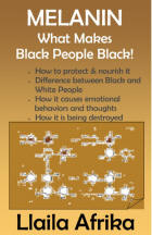 Melanin - What Makes Black People Black (Book) Dr Llaila Afrika - Product Image