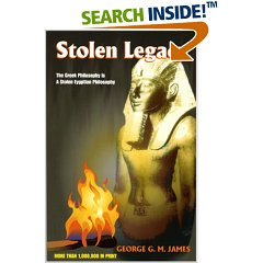 Stolen Legacy By: George James - Product Image