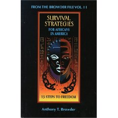 Survival Strategies for Africans in America: Anthony T. Browder (Book) - Product Image